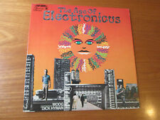 DICK HYMAN The Age Of Electronicus FUNK Moog James Brown LP HEAR Command