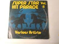 Super Star Hit Parade Vol.5-Various Artists Vinyl LP