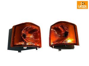 Land Rover Discovery 1 Front Left End Right Indicator Lamp