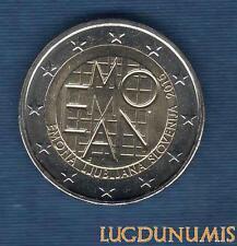2 Euro Commémo – Slovénie 2015 Emona Ljubjana – Slovenija