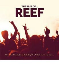 Reef Best Of CD NEW SEALED Place Your Hands/Come Back Brighter/Naked/Saturday+