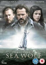 The Sea Wolf NEW PAL Series DVD Neve Campbell Tim Roth