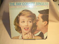 The Ray Conniff Singers It's the Talk of the Town Six Eye CL 1334