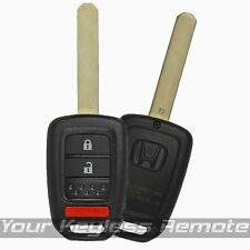 New Factory Oem Genuine Virgin Master Honda Remote Head Key Entry Fob Uncut