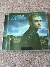Justin Timberlake Justified Cd