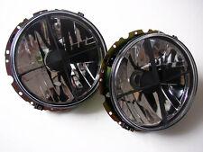 VW Rabbit Golf MK1 1 Beetle Clear Euro E-Code Sport Headlight Headlamp Crosshair