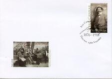 Slovenia 2018 FDC Ivan Cankar 1v Set Cover Writers Authors Literature Stamps