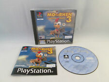 Playstation 1 PS1 PSX - Moorhen 3 Chicken Chase