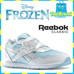 KIDS SHOES Reebok Disney Frozen ELSA RUNNERS GIRLS SHOE SIZE INFANT
