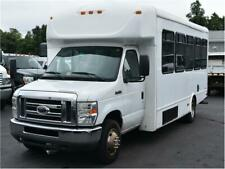 2012 Ford Econoline Commercial Cutaway Rv 25 Pass Turbo Diesel Cold Ac Low Miles