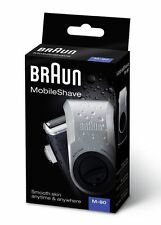 Braun M90 Mobile Shaver with Precision Trimmer - Brand New