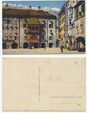 26526 - Innsbruck - Altstadt - Goldenes Dachl - alte Ansichtskarte