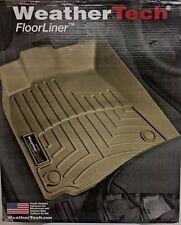 WeatherTech Front Floor Mats Floor Liner for 2013-2017 Ford Escape Black #444591