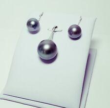 parure de véritables perles de TAHITI