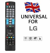 Universal Remote Control for LG Smart 3d LED LCD HD TV Apps Replacement UK
