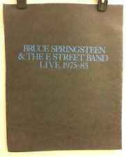 Bruce Springsteen E-Street Band Live Tour T-SHIRT SAMPLE PROMO VINTAGE VTG HTF