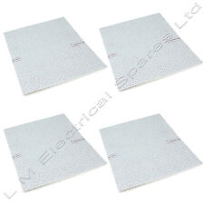 4 x 47cm x 57cm Oven Cooker Hood Grease Extractor Filter For Bosch Neff Siemans
