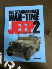 Willys Jeep Buch The Standardised WAR-TIME Volume 2