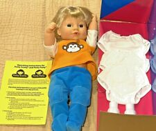 """Potty Scotty for Toddlers 16"""" Doll. Potty Training"""