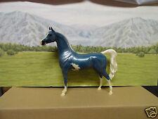 "Peter Stone Blue Pearl Arabian ""Aristocrat"" Stone Henge Live Show Model-Only 80"