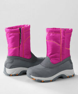Lands' End ~ SnoGo 400g Insulated Women's Size 6 Waterproof Boots $129 NIB