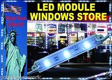 20PCS LED LIGHT 5050 STRING MODULE WHITE CAR BOAT STORE FRONT BORDER WINDOWS