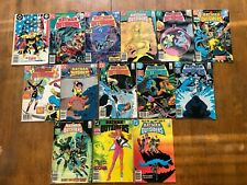 Batman and the Outsiders Lot of 14