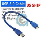 USB3.0  CABLE CORD WIRE FOR TOSHIBA CANVIO PORTABLE EXTERNAL HARD DISK DRIVE HDD