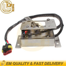 Throttle PB-6 Type 0-5K W/ Micro 3 Wires EV Throttle for Golf Cart Potentiometer