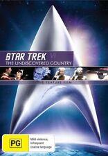 Star Trek VI - The Undiscovered Country (DVD, 2009)