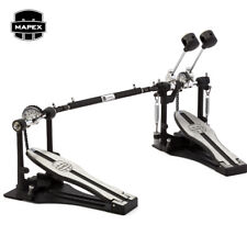NEW Mapex Storm Series P400TW Double Bass Drum Pedal w/ Duo-Tone Beater