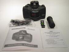Horizon-203 Perfekt 35mm panoramic Point & Shoot film camera. KMZ. Brand new