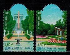 (a51) timbres France n° 3673/3674 neufs** année 2004