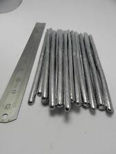 500g of Lead Sticks Strips Bars Little Dross Boat Ballast Bullets Sinkers