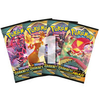 1 Booster Pack SWSH3 Darkness Ablaze Pokemon Cards English Sealed | Genuine