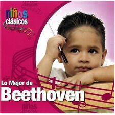 Various Artists, Ninos Clasicos - Mejor de Beethoven [New CD]