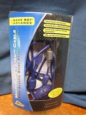 Pelican Multiplayer Link Cable for nintendo Game Boy Advance Connects  4 GBAs