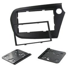 CT23HD12 Honda Insight 2009-15 doble DIN Dash Fascia Panel Para Coche Cabezal