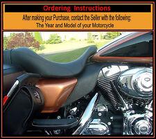 Harley Saddle Shield Touring Tri-Glide Mid Frame HEAT Air Deflectors USA Made