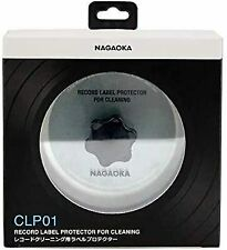 NAGAOKA LP Label Protector CLP01 From Japan