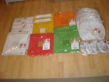LOT OF (25) CHINESE ASIAN PARTY HANGING PAPER LANTERN DECORATION-VARIOUS COLORS