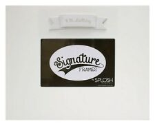 Splosh Personalise Signature 40th Birthday Photo Frame Keepsake Momento Gift