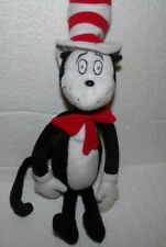 "Dr Seuss Cat in the Hat Plush Cat Doll Toy 14"" ~ Official Movie Merchandise"
