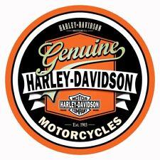 Harley Davidson Vintage Style Decal, Sticker 4