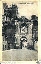 ve 058 Anni 30 CITTADELLA (Padova) Porta Treviso - FP non viaggiata