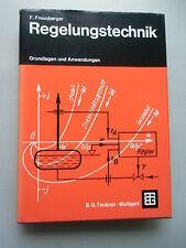 Regelungstechnik Grundlagen und Anwendungen 1967