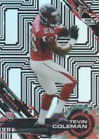 2015 Topps High Tek Pipes #98 Tevin Coleman RC Atlanta Falcons