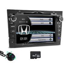 "2007-2011 Honda CRV Head Unit 8"" Car Stereo DVD Player GPS NAVI Radio BT +Camera"