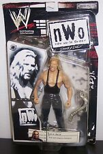 "New! 2002 Jakk's Pacific NWO Back & Bad ""Kevin Nash"" Action Figure WWE {807}"