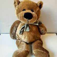 Chantilly Lane Brown Musical Bear 17 inches